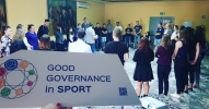 #GoodGovernanceSport Training course - Italy